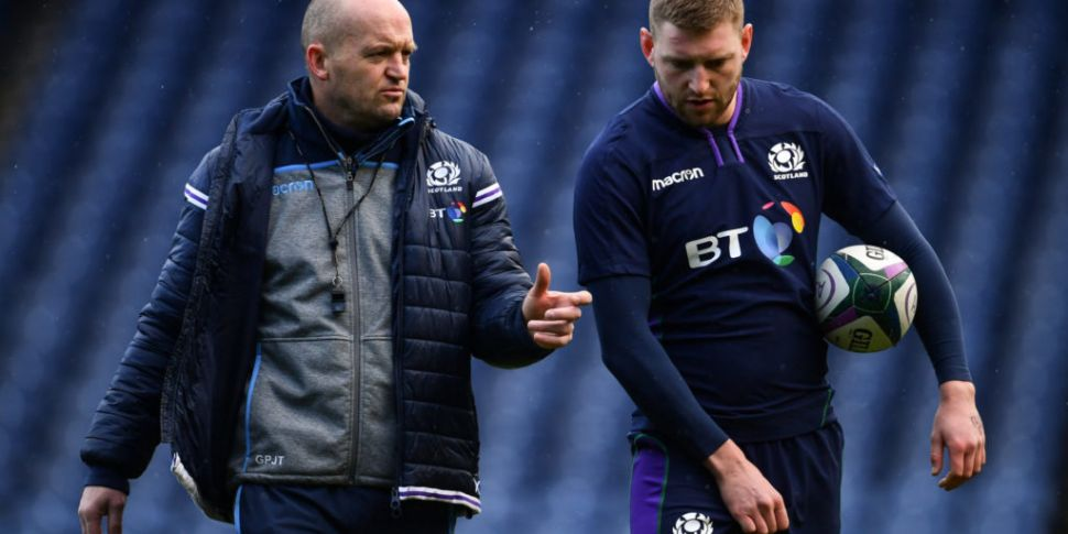 Gregor Townsend bites back aft...