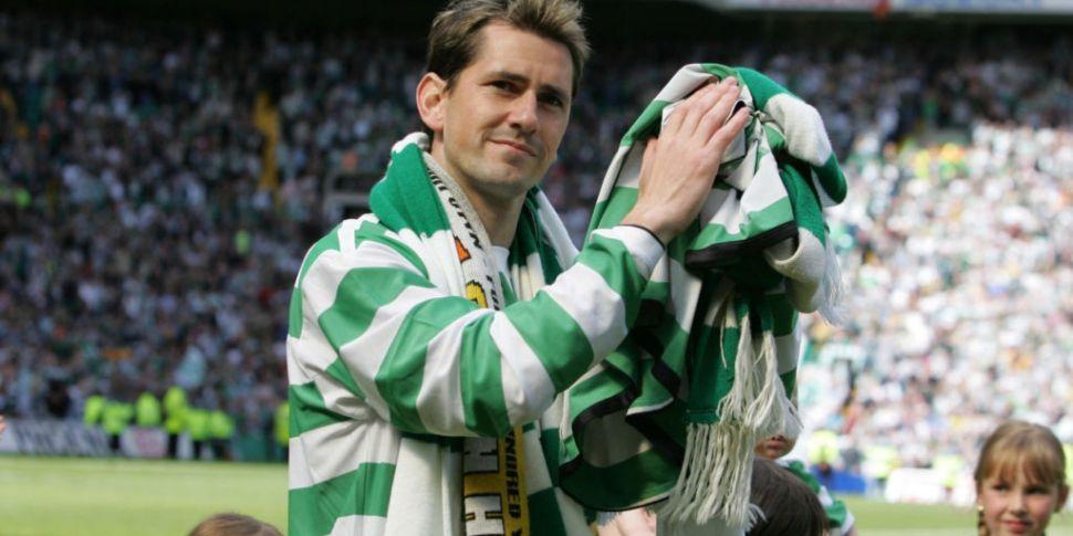 Former Celtic defender Jackie...