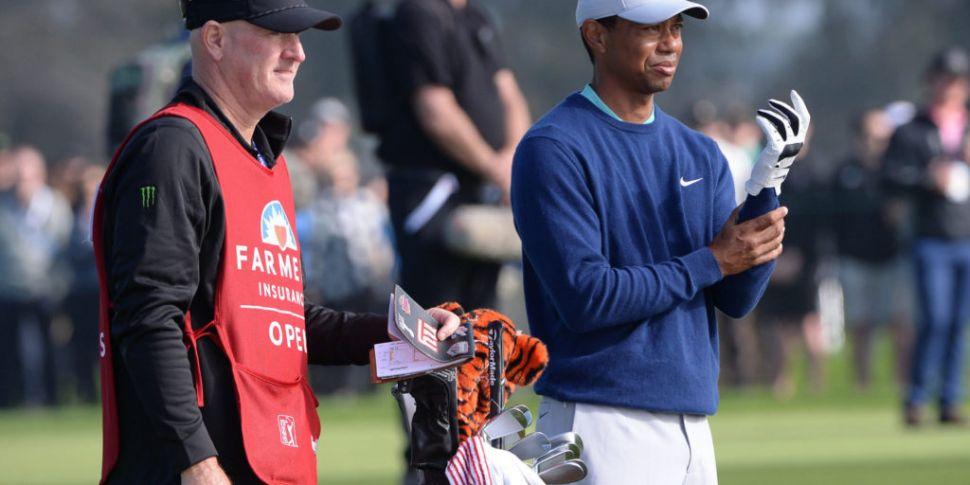 Tiger Woods says he's been app...