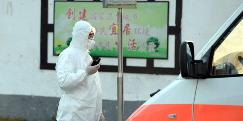 China Reports Zero New Covid-1...