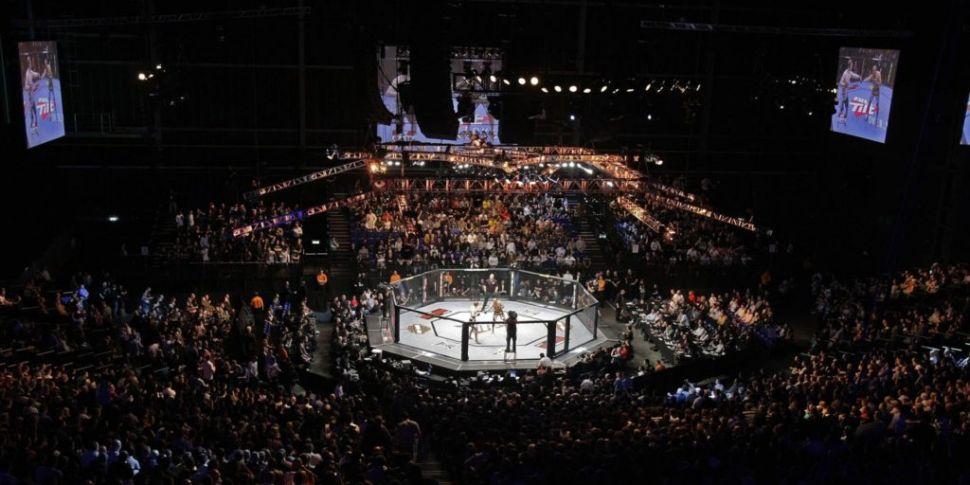 UFC confirm the postponement o...