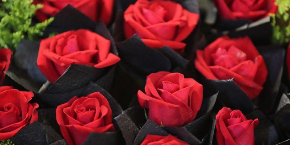 Florists Reporting Huge Rise I...