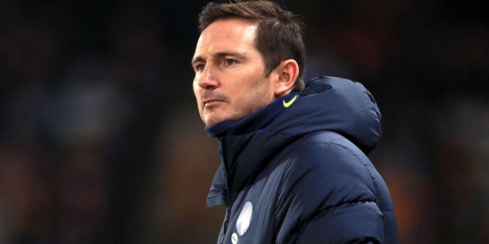 Chelsea boss Frank Lampard urg...