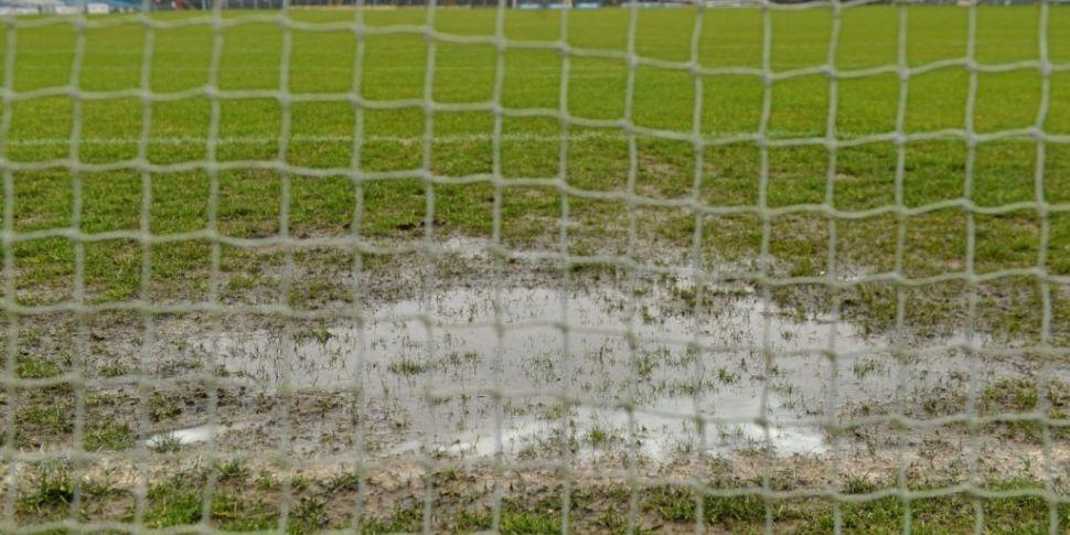 LATEST - GAA fixtures postpone...