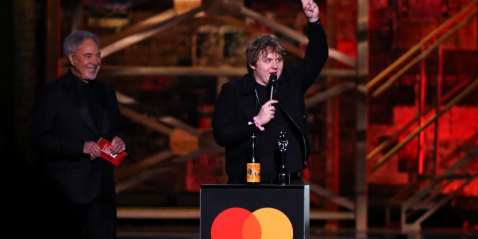 Lewis Capaldi The Big Winner A...
