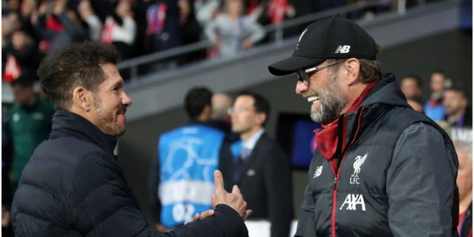 Jürgen Klopp | Atlético approa...