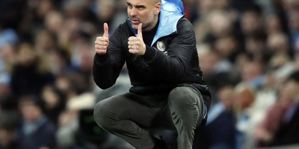 Pep Guardiola warns players th...