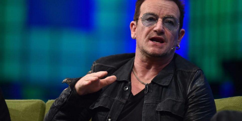 WATCH: Celebs Sing U2's Beauti...
