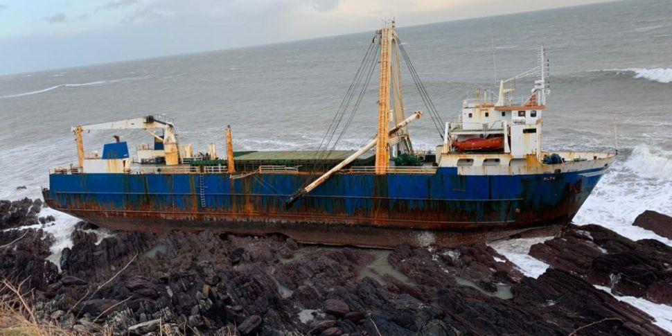 62 Full Oil Barrels Removed Fr...