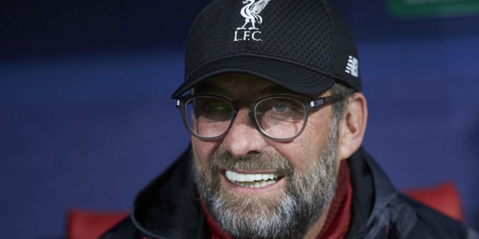 Philisophical Jurgen Klopp on...