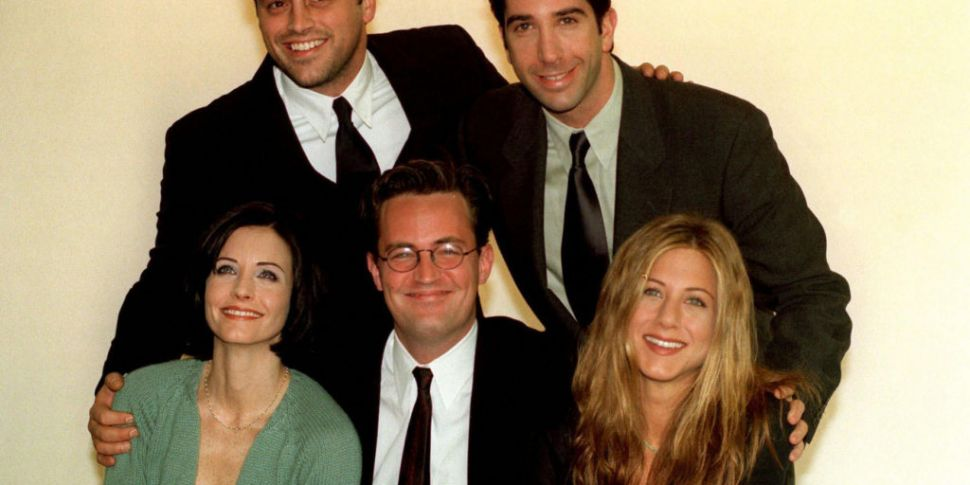 Friends Cast Confirms Reunion