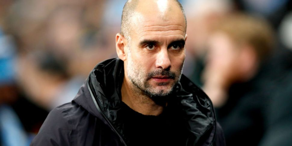 Guardiola says he could extend...