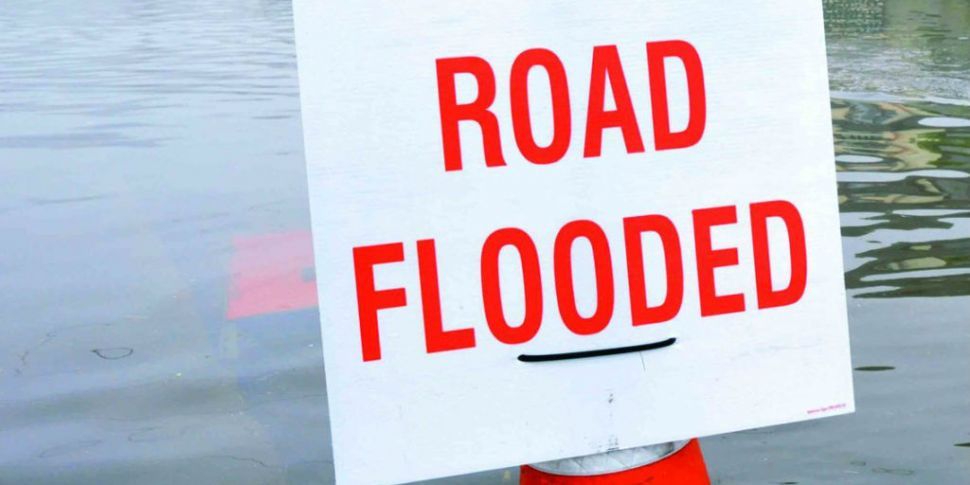 Flooding In Cork With Weather...