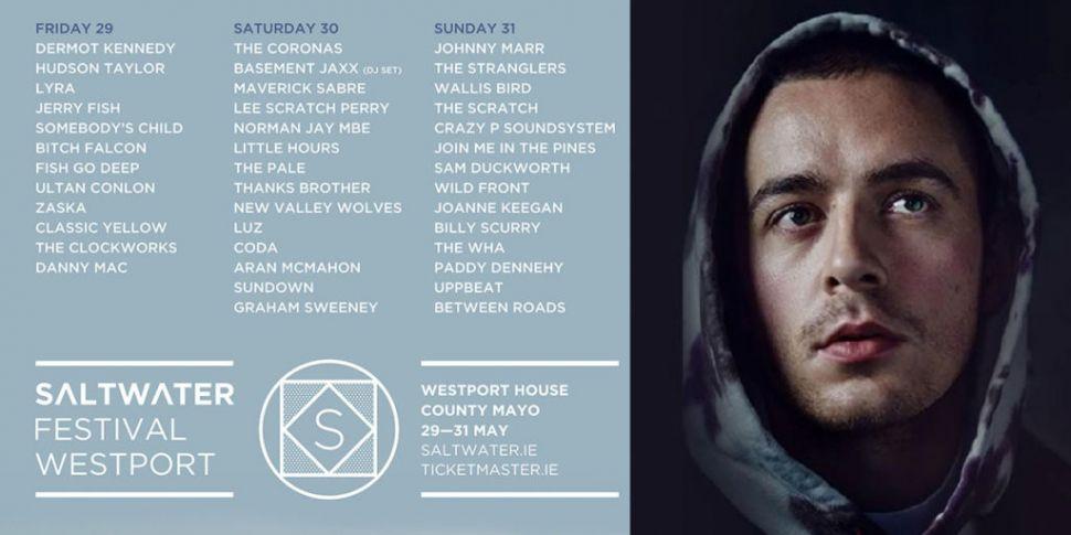 Saltwater Festival Announces M...
