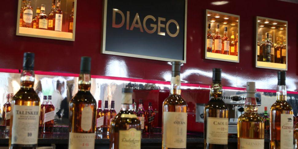 Diageo Says It Will Take £200...