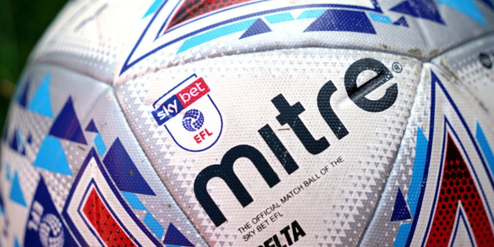 EFL reveal more positive tests...