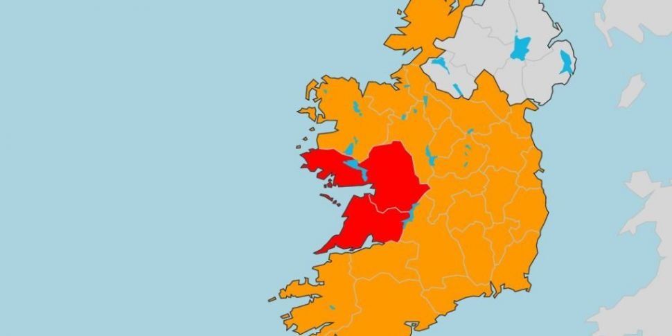 Storm Jorge: Red Weather Warni...