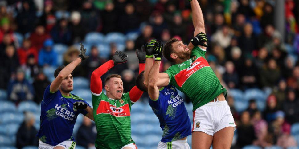 Kerry beat Mayo; hurling wrap...