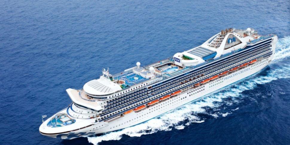 Ship Hit By Coronavirus Can Do...