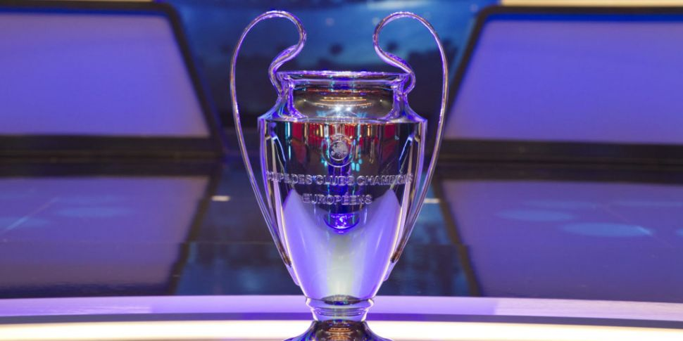 Real Madrid's Champions League...