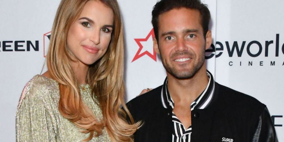 Vogue Williams Expecting Secon...