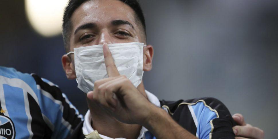 Gremio manager on coronavirus...