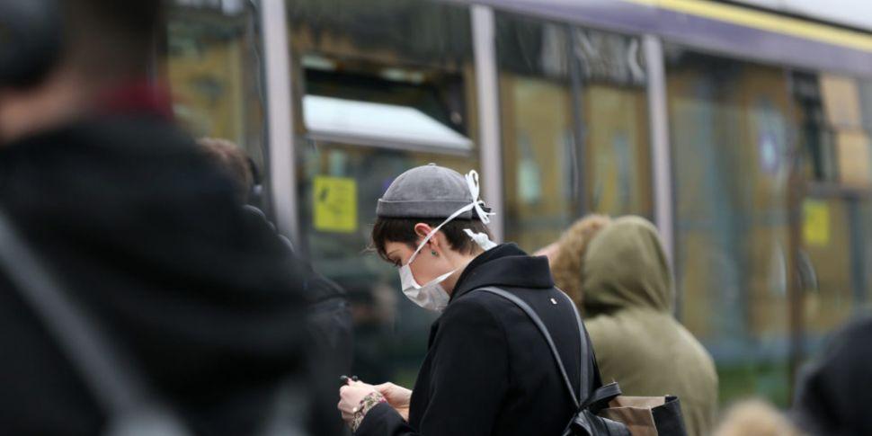 COVID-19: Public Transport Num...