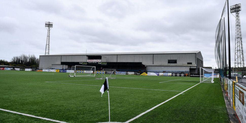 Dundalk announce redevelopment...