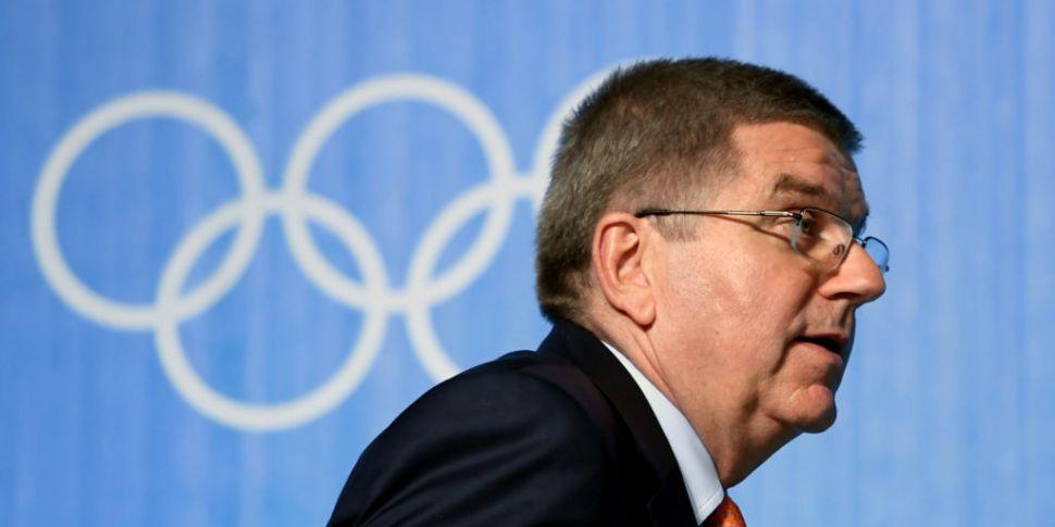 Postponing the Tokyo Olympics...