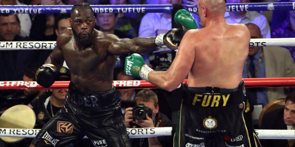 Fury-Wilder III set to be push...