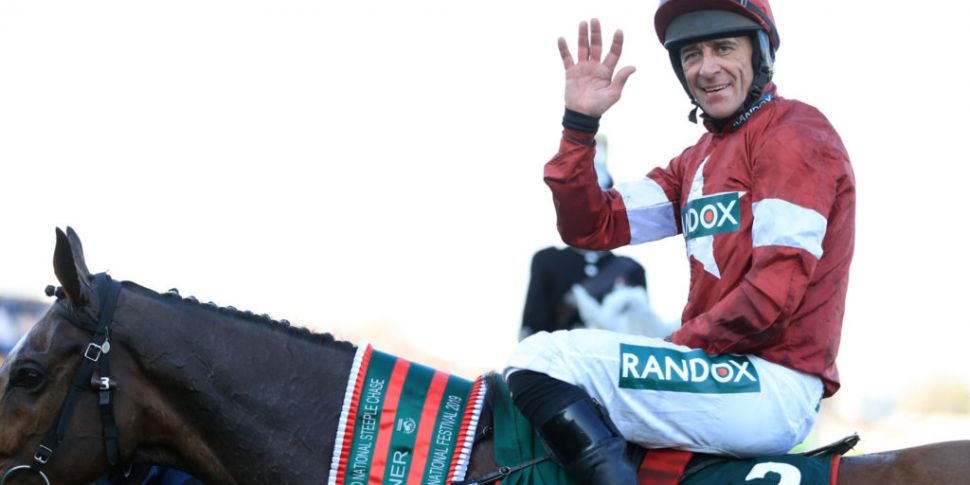 Davy Russell would
