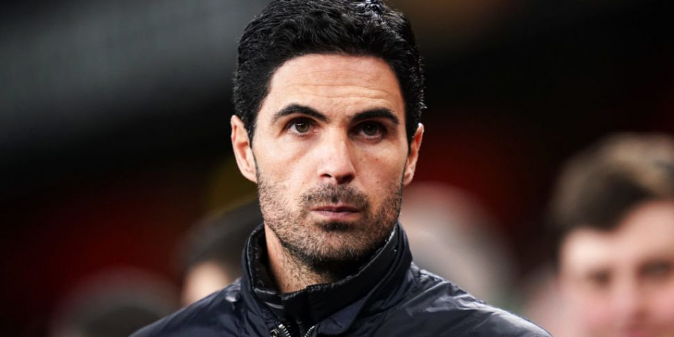 Arteta refuses to contemplate...