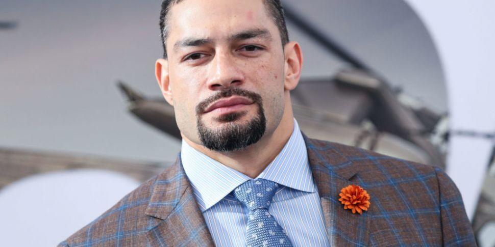 Roman Reigns out of Wrestleman...
