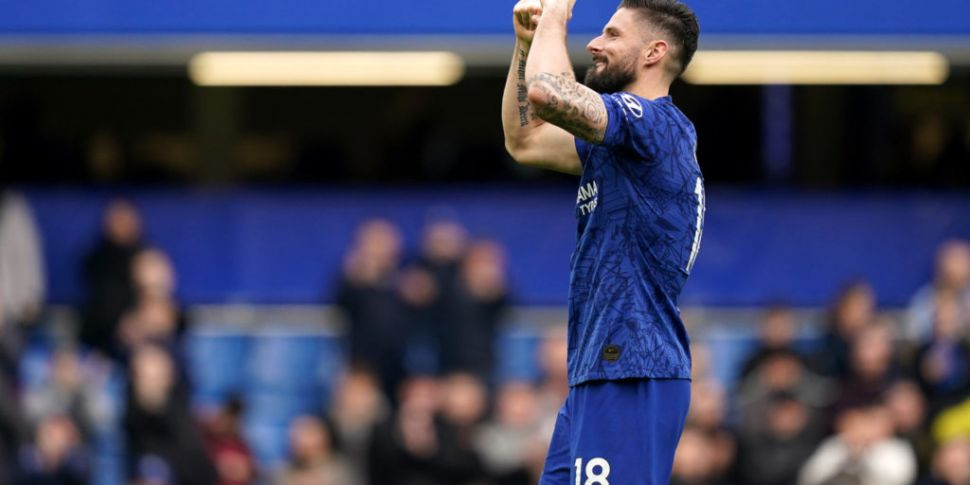 Lampard wants Giroud to stay |...
