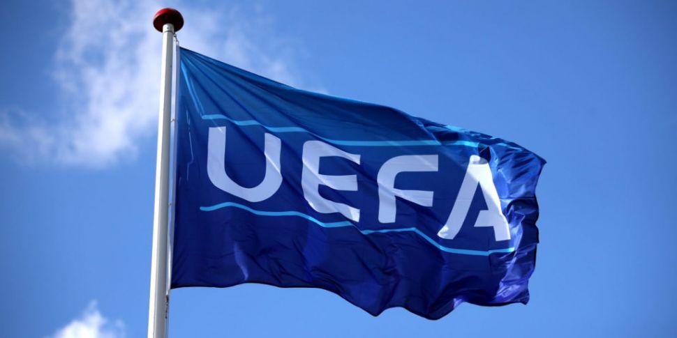 UEFA signed letter urges leagu...