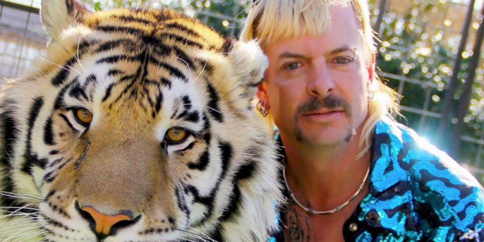 Tiger King Star Joe Exotic In...