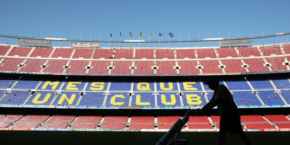 Barcelona confirm one player h...