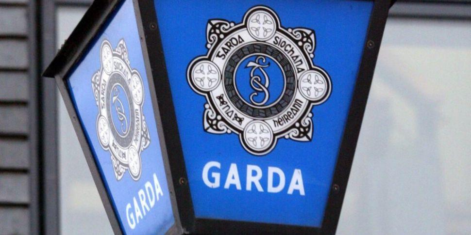 Offaly Gardai Investigating Un...