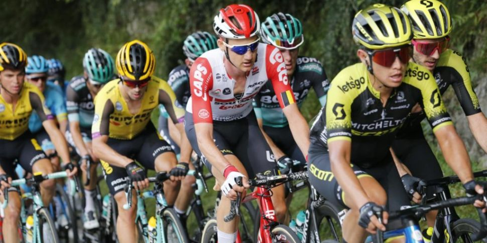 Late Tour de France start stil...