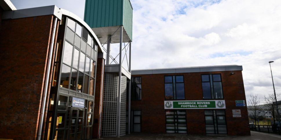 Shamrock Rovers drawn at home...