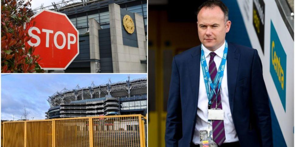 'Very grave scenario' | GAA's...