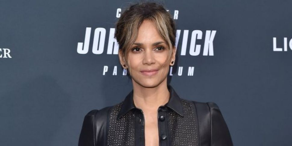 Halle Berry Needed The Heimlic...