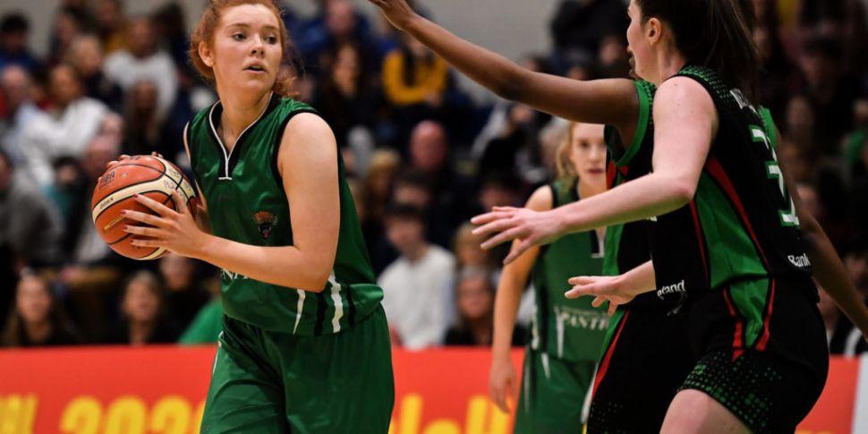Basketball Ireland announce Wo...