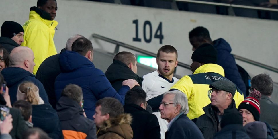 Eric Dier given four-match ban...