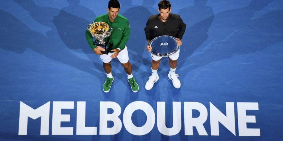 2021 Australian Open in doubt...