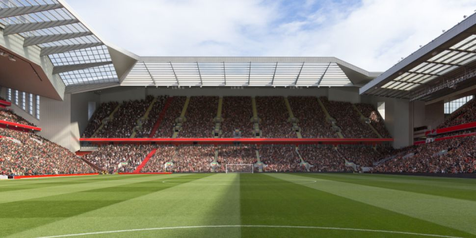 Anfield Road extension delayed...