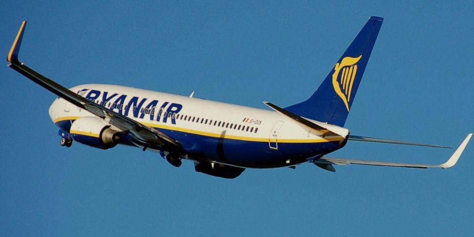 Ryanair Will Resume 40% Of Its...