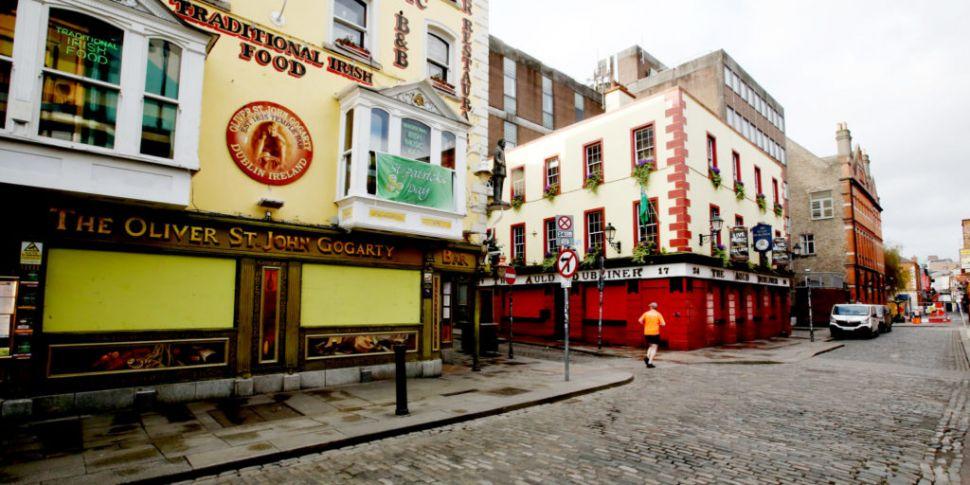 Dublin Pubs To Remain Closed A...
