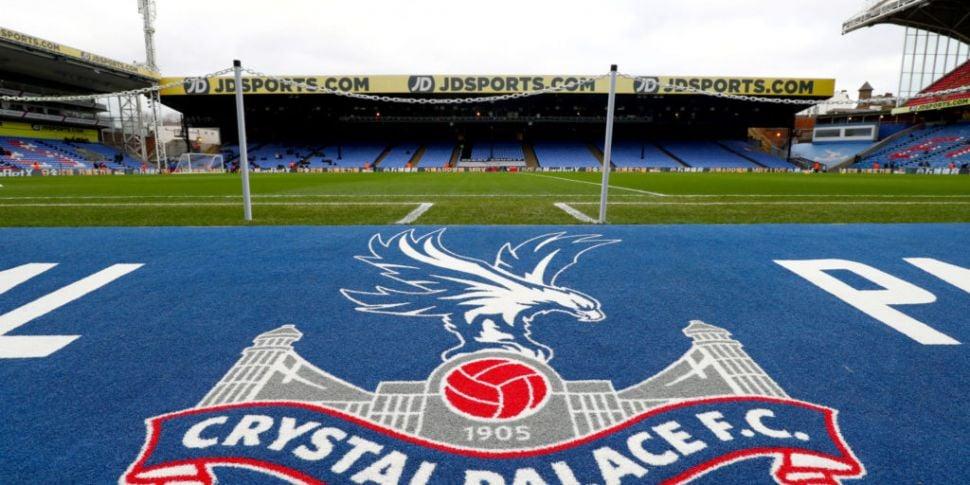 Crystal Palace Chairman backs...