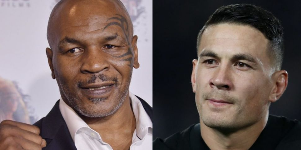 Mike Tyson v Sonny Bill Willia...